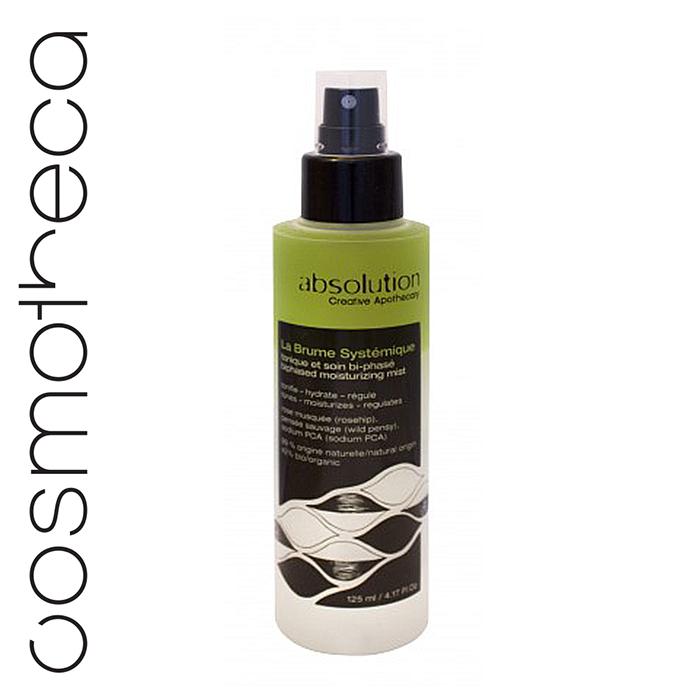 Absolution Двухфазный тоник-спрей 125 млABS0027Системный тоник – это переходный этап в уходе за кожей, он завершает снятие макияжа и с него начинается нанесение других средств. Двухфазный тоник защищает вашу кожу на всех уровнях. Он не только освежает и придает коже здоровое сияние, но и улучшает ее собственные защитные свойства и делает эффективнее использование других средств. Его двухфазная формула не только тонизирует, но и создает идеальный «микро-климат» для того, чтобы активные вещества попали в глубокие слои кожи, что происходит на второй, масляной фазе, но без эффекта масляной пленки.