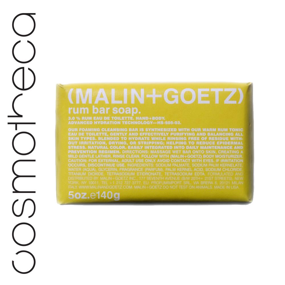 Malin+Goetz Мыло туалетное Ром 140 грSatin Hair 7 BR730MNМягкая моющая основа, увлажняющий глицерин и яркие ароматы делают мыло очень приятным при использовании.