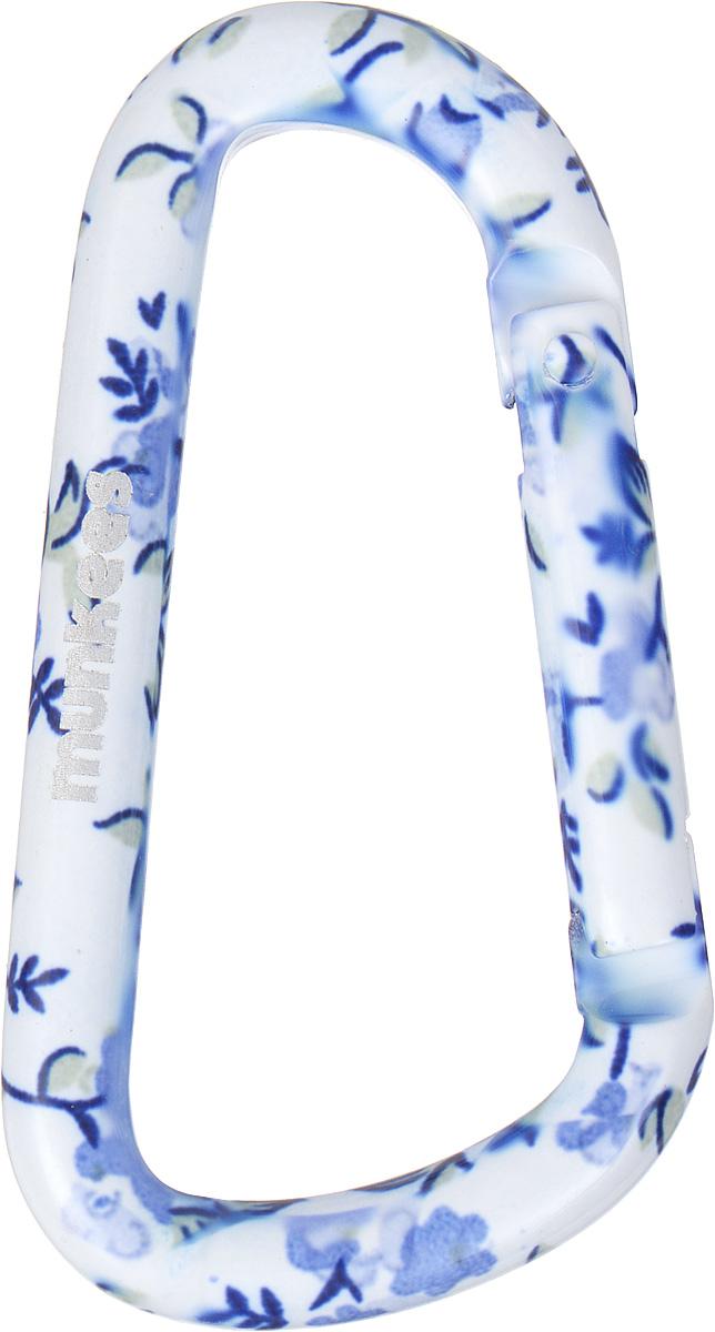Карабин Munkees Фарфоровая оптика, толщина 6 мм, длина 60 ммBP-001 BKКарабин Munkees Фарфоровая оптика предназначен не для скалолазания и альпинизма. Он рассчитан на существенно малые веса. Но он позволит упростить быт любого человека во всех случаях жизни. От элементарного подвешивания связки ключей на пояс, шлевку брюк/штанов, в рюкзак на место для крепления ключей или за любой кант кармана, до размещения подручных предметов, легкого снаряжения, одежды и аксессуаров (особенно перчаток и кепок) на рюкзак, сумку и тот же пояс. Выполнен карабин из прочного алюминия.Толщина карабина: 6 мм.Длина карабина: 6 см.