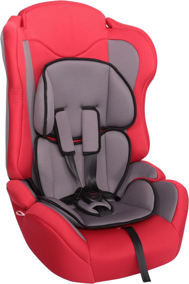 Zlatek Автокресло Atlantic Lux цвет красный