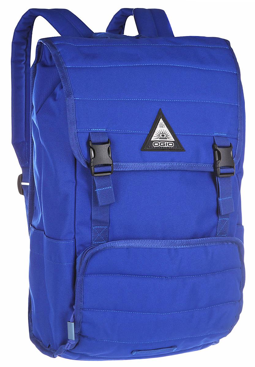 Рюкзак городской Ogio Ruck 20 Pack, цвет: голубой , 21 лRivaCase 7560 blueOGIO – высокотехнологичный продукт от американского производителя. Вместимые сумки для путешествий, работы и отдыха, специальная коллекция городских сумок для женщин, жесткие боксы под мелкий инвентарь и многое другое. Компактный городской рюкзак с продуманным внутренним пространством и городским функционалом: отдельный отсек для 17-дюймового ноутбука, карман на молнии для планшета и внешний отсек для небольших гаджетов.
