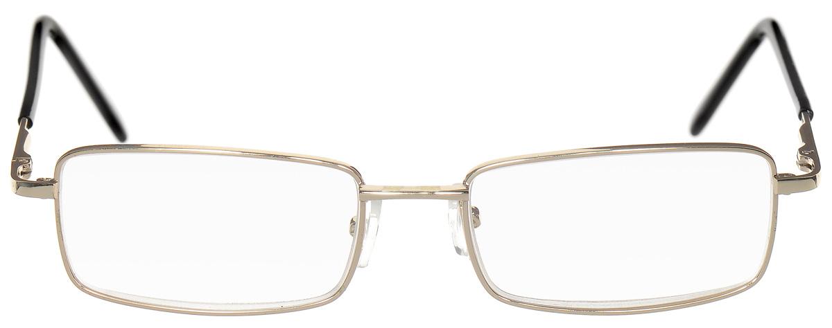 Proffi Home Очки корригирующие (для чтения) 7716 Elife +2.50, цвет: золотойPH5545Корригирующие очки, это очки которые направлены непосредственно на коррекцию зрения. Готовые очки для чтения с минусовыми и плюсовыми диоптриями (от -2,5 до + 4,00), не требующие рецепта врача. За счет технологически упрощенной конструкции и отсуствию этапа изготовления линз по индивидуальным параметрам - экономичный готовый вариант для людей, пользующихся очками нечасто, в основном, для чтения.