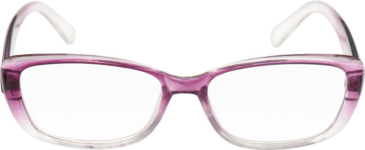 Proffi Home Очки корригирующие (для чтения) 908 Oscar +1.50, цвет: фиолетовыйPH5572Корригирующие очки, это очки которые направлены непосредственно на коррекцию зрения. Готовые очки для чтения с минусовыми и плюсовыми диоптриями (от -2,5 до + 4,00), не требующие рецепта врача. За счет технологически упрощенной конструкции и отсуствию этапа изготовления линз по индивидуальным параметрам - экономичный готовый вариант для людей, пользующихся очками нечасто, в основном, для чтения.