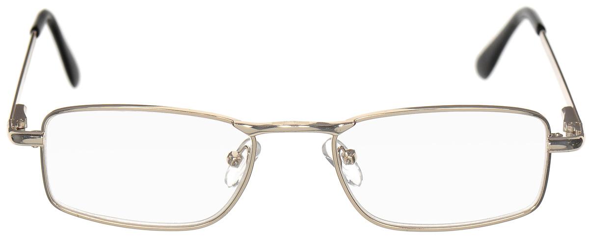 Proffi Home Очки корригирующие (для чтения) 5858 Ralph +2.50, цвет: золотойPH5496Корригирующие очки, это очки которые направлены непосредственно на коррекцию зрения. Готовые очки для чтения с минусовыми и плюсовыми диоптриями (от -2,5 до + 4,00), не требующие рецепта врача. За счет технологически упрощенной конструкции и отсуствию этапа изготовления линз по индивидуальным параметрам - экономичный готовый вариант для людей, пользующихся очками нечасто, в основном, для чтения.