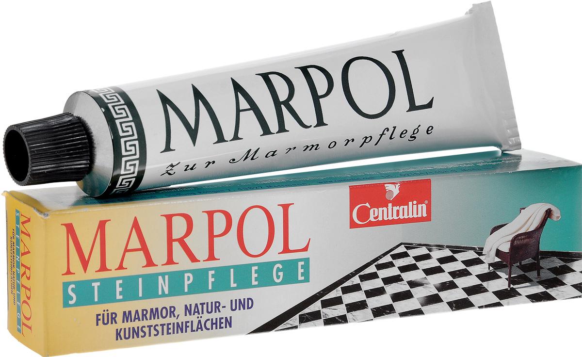 Средство ухода за мраморными поверхностями Centralin Marpol, 100 мл68/5/3Средство Centralin Marpol незаменимо при уходе за мраморными и другими каменными отшлифованными поверхностями. Придает ухоженный вид, защищает от влаги и создает превосходный глянец.Не имеет неприятного запаха и не содержит вредных веществ. Характеристики: Объем: 100 мл. Размер упаковки: 17,5 см х 4,5 см х 3,5 см. Изготовитель: Германия. Артикул: 440001. Товар сертифицирован.