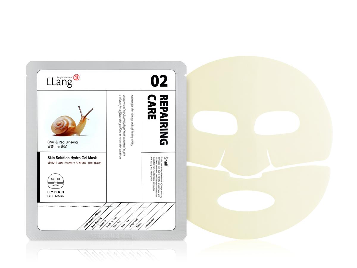 Llang Омолаживающая маска для проблемной кожи с улиточной секрецией и экстрактом красного женьшеня, 25 гБ33041Омолаживающая маска с улиточной секрецией и вытяжкой 6-летнего красного женьшеня эффективно разглаживает морщины, повышает упругость и эластичность кожи, увлажняет кожу лица. В составе улиточной секреции содержится природная гликолевая кислота с комплексом белков, аллантоином, эластином и коллагеном с биологическими компонентами, благотоворно влияющими на кожу человека.Экстракт вытяжки 6-летнего красного женьшеня содержит комплекс витаминов С и группы В, пектин, фосфор и аминокислоты, питающие и увлажняющие кожу. Эфирные масла женьшеня обволакивают поверхность кожи, создавая защитный барьер от вредного влияния окружающей среды. Витамины А, С, Е, В6, В12 осветляют пигментацию, борются с раздражениями и акне, снижают опасность инфекций. Способ применения: На очищенную кожу лица нанесите маску. Равномерно распределите по лицу. Оставьте на 10-20 минут, после чего удалите и вмассируйте остатки эссенции в кожу до полного впитывания.