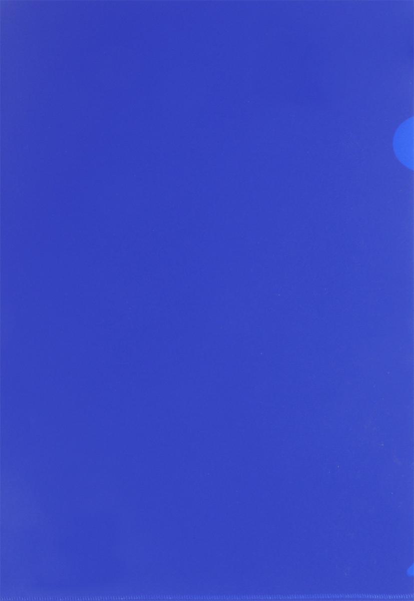 Бюрократ Папка-уголок цвет синийFS-36054Надежная папка-уголок Бюрократ предназначена для хранения различных документов и бумаг, не превышающих формат А4. Папка-уголок синего цвета изготовлена из износоустойчивого полипропилена. Она всегда будет сохранять ваши документы и бумаги в опрятном и чистом виде.