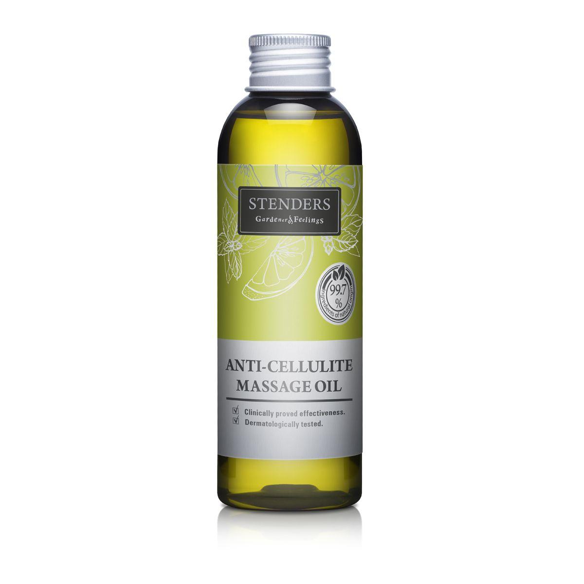Stenders Масло для тела Антицеллюлитное 150 млFS-00103Регулярное использование этого масла при массаже позволяет достичь заметных результатов, предотвращая и заметно уменьшая эффект «апельсиновой корки».