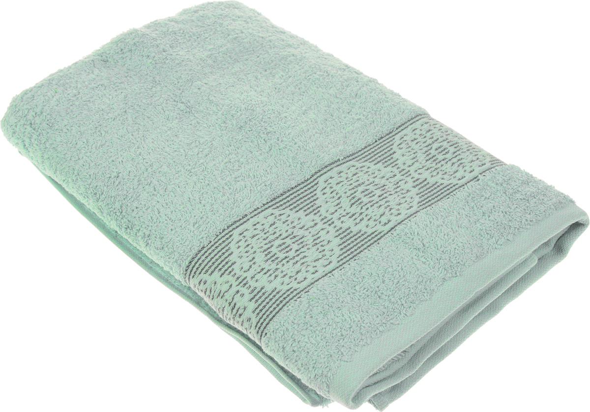 Полотенце Arya Mia, цвет: зеленый, 70 х 140 смTR00002150зеленыйПолотенце Arya Mia выполнено из 100% хлопка. Изделие отлично впитывает влагу, быстро сохнет, сохраняет яркость цвета и не теряет форму даже после многократных стирок. Такое полотенце очень практично и неприхотливо в уходе. Оно создаст прекрасное настроение и украсит интерьер в ванной комнате.