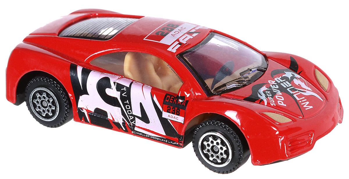 Shantou Машинка Pocket Car цвет красный