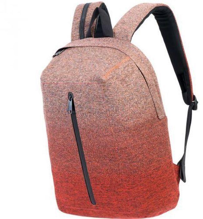 Рюкзак городской Herschel Dayton, цвет: оранжевый, 19 лH009Рюкзак Herschel Dayton - практически бесшовная конструкция обладает четкой структурированной формой с лаконичным вертикальным передним карманом на молнии. Благодаря специальным волокнам ApexKnit, этот рюкзак обладает неповторимым современным дизайном, который станет очень правильным дополнением к Вашим ультрасовременным кроссовкам.
