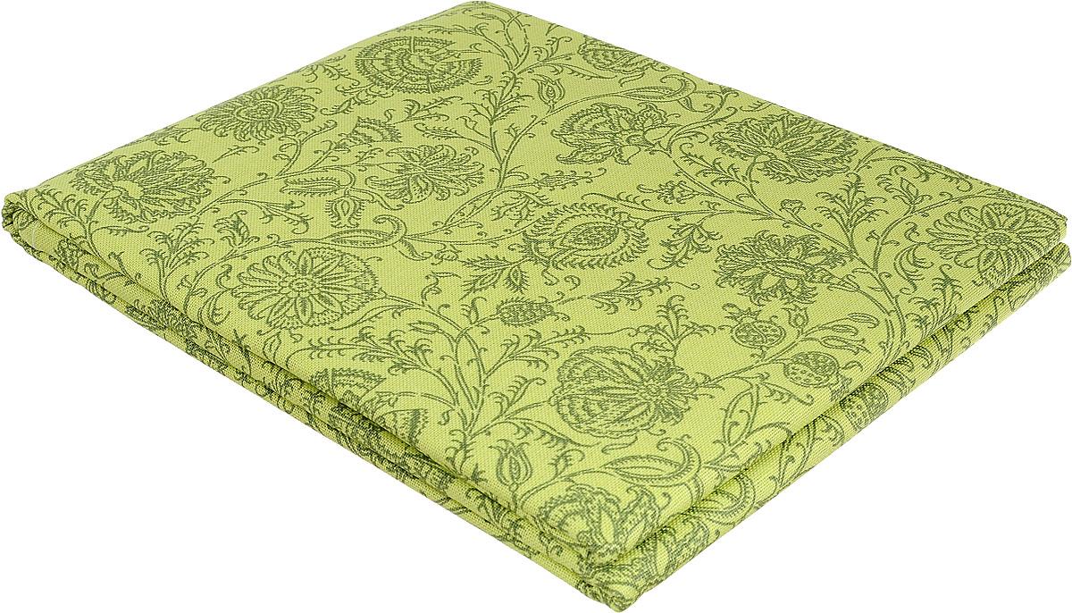 Скатерть Bonita Марципан, цвет: салатовый, зеленый, 145 х 220 см10010815714Великолепная скатерть Bonita Марципан, изготовленная из натурального хлопка, создаст атмосферу уюта и домашнего тепла в интерьере вашей кухни. Скатерть органично впишется в интерьер любого помещения, а оригинальный мотив удовлетворит даже самый изысканный вкус. В современном мире кухня - это не просто помещение для приготовления и приема пищи. Это особое место, где собирается вся семья и царит душевная атмосфера.