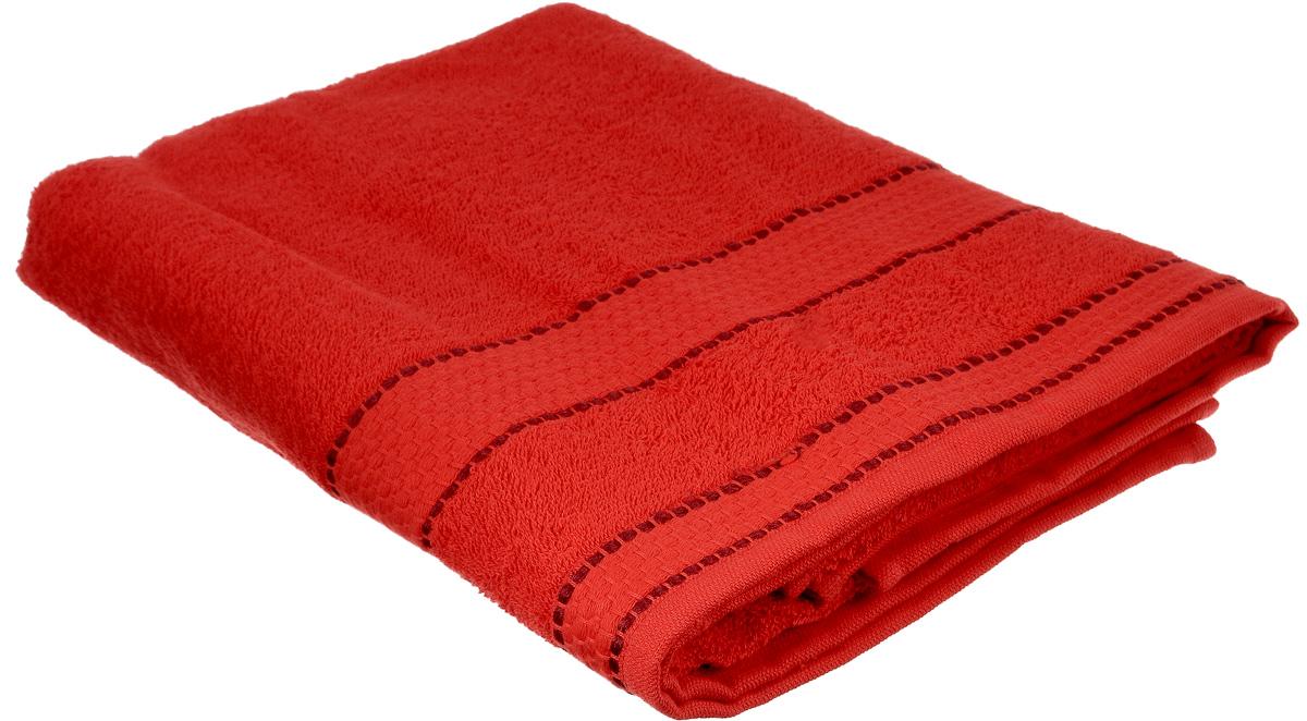 Полотенце Arya Ayca, цвет: красный, 70 х 130 смTRK00004красныйПолотенце Arya Ayca выполнено из 100% хлопка. Высококачественное, гладкокрашеное цветное махровое полотенце с бордюром. Полотенце украшено рисунком на бордюре, которое придает ему неповторимый вид. Изделие отлично впитывает влагу, быстро сохнет, сохраняет яркость цвета и не теряет форму даже после многократных стирок. Такое полотенце очень практично и неприхотливо в уходе. Оно создаст прекрасное настроение и украсит интерьер в ванной комнате.