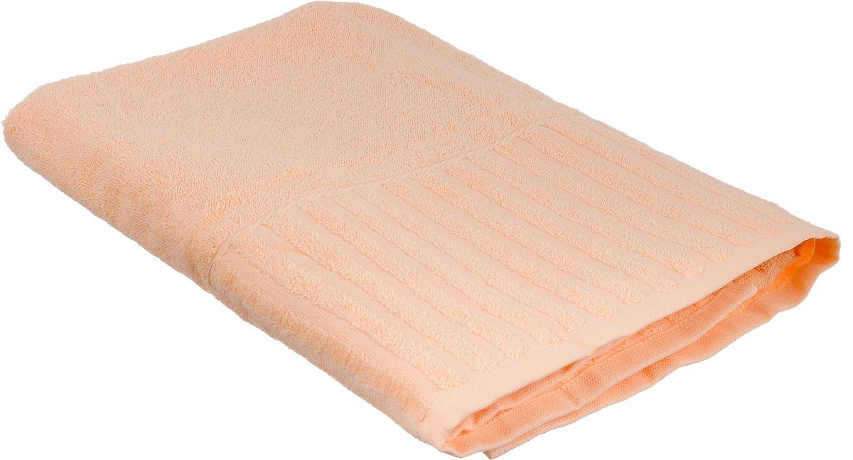 Полотенце Bonita Персик, цвет: персиковый, 70 х 140 см1011116025Полотенце Bonita Персик изготовлено из натурального хлопка и оформлено рисунком с узорами. Полотенце идеально впитывает влагу и сохраняет свою необычайную мягкость даже после многих стирок. Полотенце Bonita - отличный вариант для практичной и современной хозяйки. С ним ваш дом наполнится красотой и только прекрасными эмоциями.