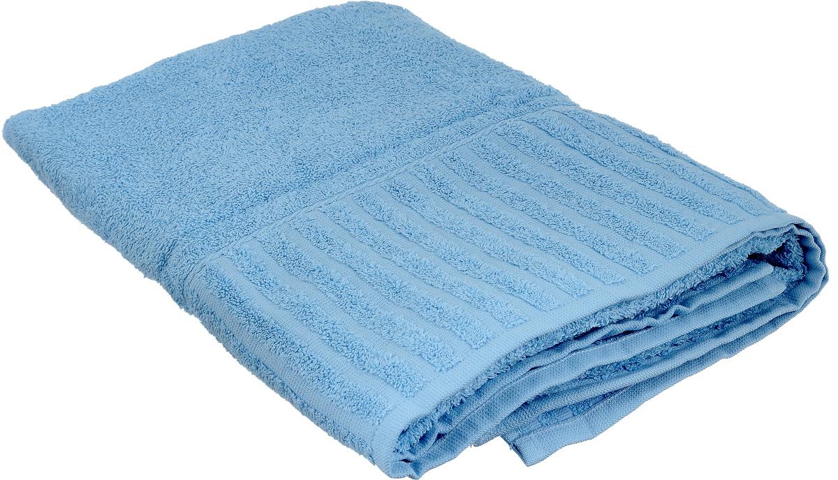 Полотенце Bonita Голубика, цвет: голубой, 70 х 140 см68/5/3Полотенце Bonita Голубика изготовлено из натурального хлопка и оформлено рисунком с узорами. Полотенце идеально впитывает влагу и сохраняет свою необычайную мягкость даже после многих стирок. Полотенце Bonita - отличный вариант для практичной и современной хозяйки.С ним ваш дом наполнится красотой и только прекрасными эмоциями.