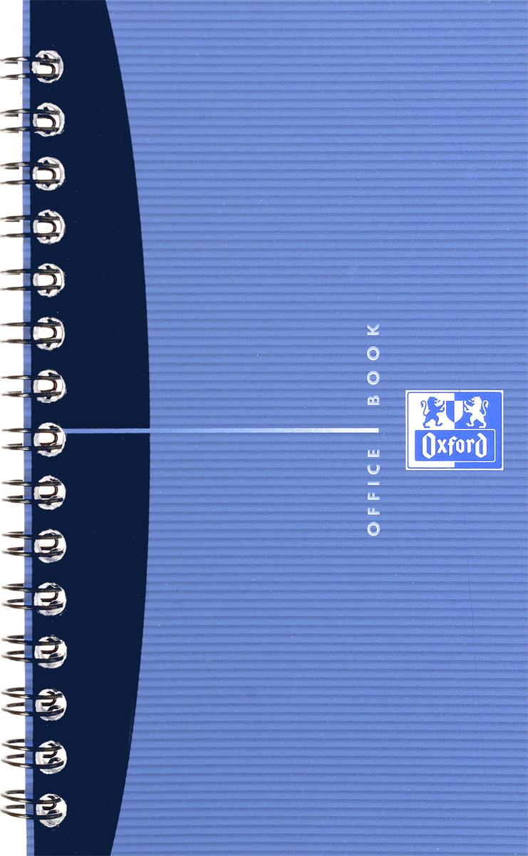 Oxford Тетрадь Essentials 50 листов в клетку цвет фиолетовыйSMA510-V8-ETКрасивая и практичная тетрадь Oxford Essentials отлично подойдет для офиса и учебы. Тетрадь состоит из 50 белых листов с четкой яркой линовкой в клетку. Обложка тетради выполнена из плотного ламинированного картона. Удобный металлический гребень надежно удерживает листы. Также тетрадь имеет скругленные углы.
