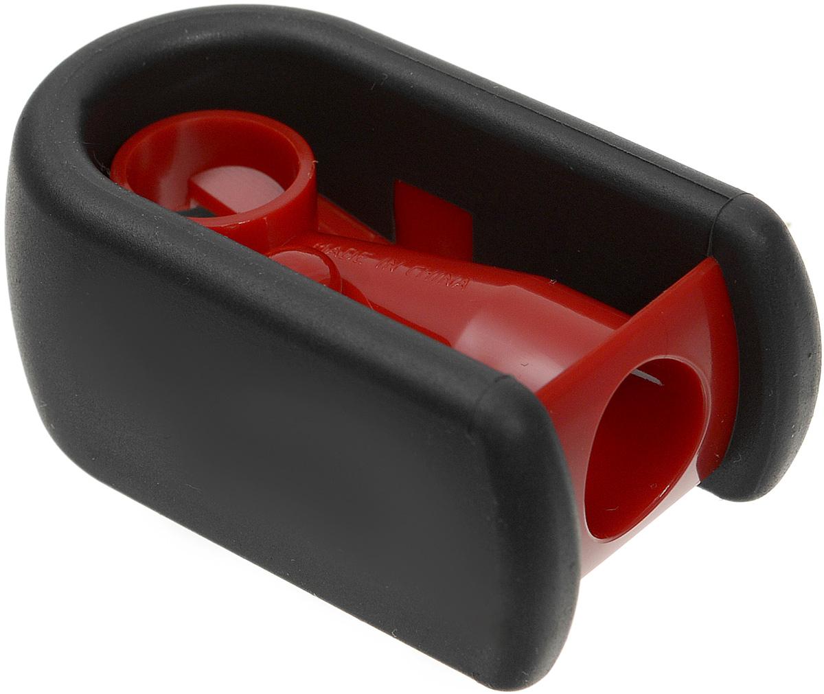 Faber-Castell Точилка цвет красный черныйFS-54103Точилка Faber-Castell предназначена для затачивания классических простых и цветных карандашей. Точилка, выполненная в форме магнита, содержит матовую область для захвата. Острые лезвия обеспечивают высококачественную и точную заточку деревянных карандашей.