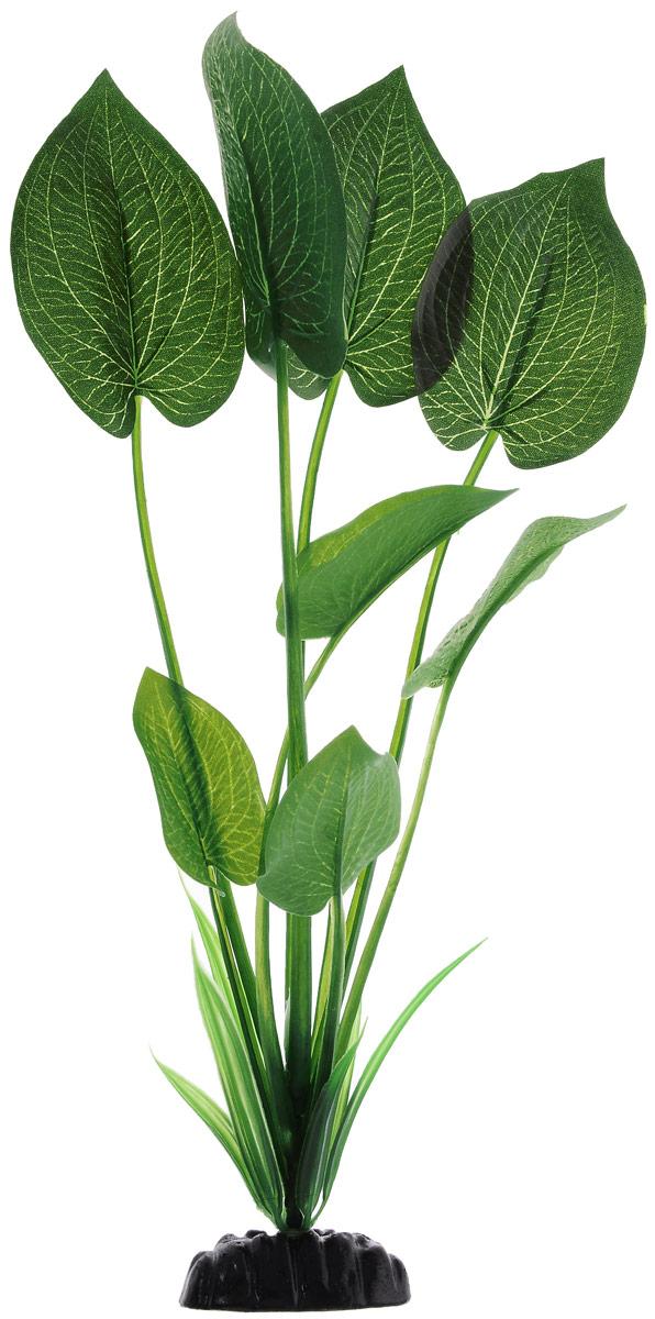 Растение для аквариума Barbus Эхинодорус бархатный, шелковое, высота 30 см медоса лимонник 30 см ym 02 red green шелковое растение