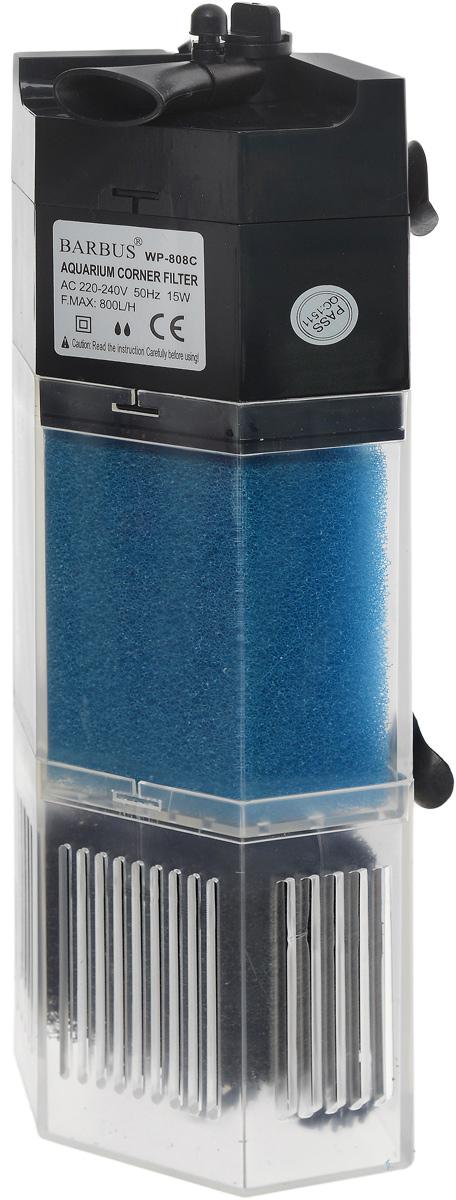 Био-фильтр секционный Barbus, 800 л/ч, 15 ВтFILTER 009Фильтр Barbus предназначен для фильтрации воды в аквариумах. Секционная конструкция даёт возможность использовать нижнюю ступень фильтра для заполнения био-наполнителями. Механическая фильтрация происходит за счет губки, которая поглощает грязь и очищает воду. Имеет регулятор силы потока с возможностью изменения его направления в радиусе 45 градусов. Подходит для пресной и соленой воды. Фильтр полностью погружной. Мощность: 15 Вт. Напряжение: 220-240В. Частота: 50/60 Гц. Производительность: 800 л/ч. Рекомендованный объем аквариума: 100-200 л. Уважаемые клиенты! Обращаем ваше внимание на возможные изменения в цвете некоторых деталей товара. Поставка осуществляется в зависимости от наличия на складе.