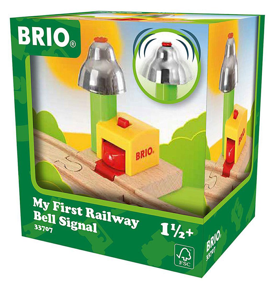 Brio Мой первый сигнальный колокольчик