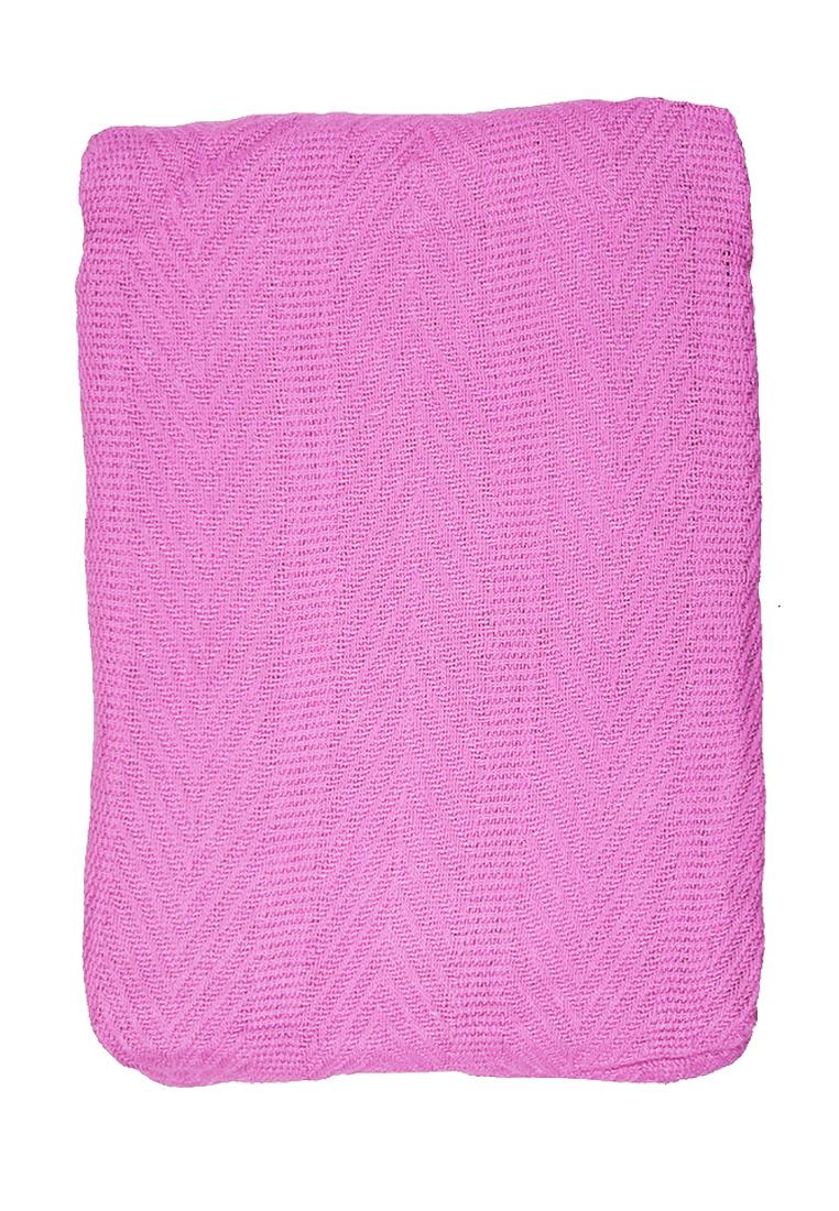 Покрывало Arloni, цвет: розовый, 225 х 225 см. 82-100982-1009Покрывало Arloni изготовлено из экологически чистых материалов: хлопка (50%) и бамбука (50%), поэтому подходит как для взрослых, так и для детей. Оно будет хорошо смотреться и на диване, и на большой кровати. Покрывало Arloni не только подарит тепло, но и гармонично впишется в интерьер вашего дома.