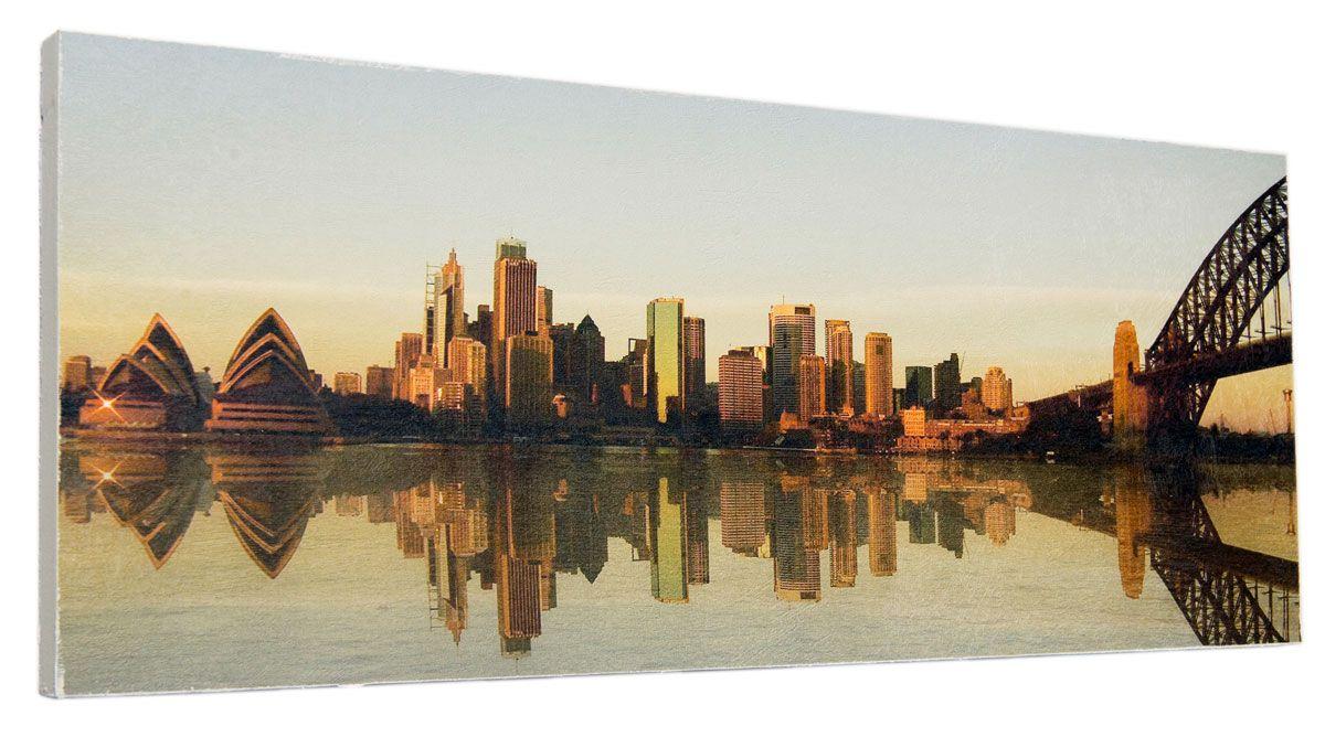 Картина Mister Poster Панорама ОАЭ, 60 х 24 см0328-24-60Картина Mister Poster - это высококачественная репродукция на деревянной раме. Лицевая поверхность имитирует штукатурку или натуральный холст, края окрашены вручную специальным декоративным составом. Современные технологии, уникальное оборудование и оригинальные чернила, используемые при изготовлении, делают постер устойчивым к выцветанию, а также гарантируют стойкость к воздействию негативных внешних факторов. Интерьер дома и офиса, в котором находится человек, в значительной степени влияет на его настроение и работоспособность. Правильное оформление интерьера создает благоприятный психологический климат, улучшает настроение и мотивирует. Добавьте «красок» в ваш интерьер и, возможно, в вашу жизнь.