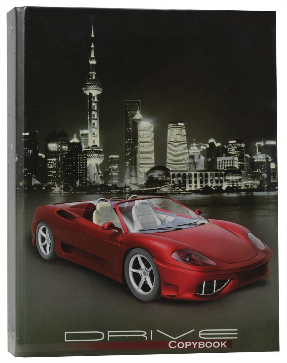 Феникс+ Тетрадь Красное авто 160 листов в клетку84701ОТетрадь на кольцах Феникс+ Красное авто отлично подойдет для различных записей. Обложка выполнена из прочного картона. Внутренний блок состоит из 160 листов в клетку.