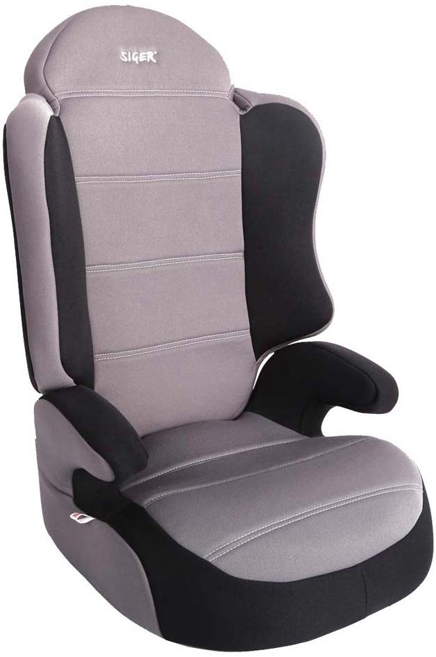 Siger Автокресло Спорт цвет серый от 15 до 36 кг