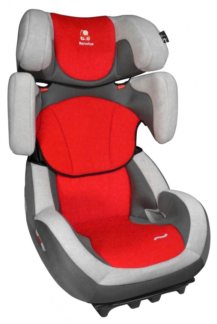 Renolux Автокресло Step 23 цвет красный290073Детское автокресло Renolux модель Step 1/2/3 возрастная группа 1/2/3 (от 9 до 36 кг). Надежное детское автокресло предназначено для безопасной перевозки в автомобиле детей весом от 9 до 36 кг, одобрено в соответствии со стандартами ECE R44/04. Супер-адаптируемое кресло, которое растет вместе с вашим ребенком. Широкое и удобное, в нем малыш себя будет чувствовать комфортно даже в длительных путешествиях. Вкладыш-адаптер для группы 1 состоит из двух съемных частей, изготовлен с применением пенополиуретана высокой плотности. Эта модель автокресла получила бронзовый знак отличия по версии английского журнала Mother&Baby (Мама и малыш) в 2015 году. Выбирая эту модель кресла, вы можете быть уверены, что она спроектирована и произведена во Франции. Особенности: подголовник и боковая защита регулируется по ширине и высоте, встроенный в базу усилитель наклона, усиленная боковая защита, внутренние ремни безопасности (регулируются автоматически, вместе с регулировкой высоты...