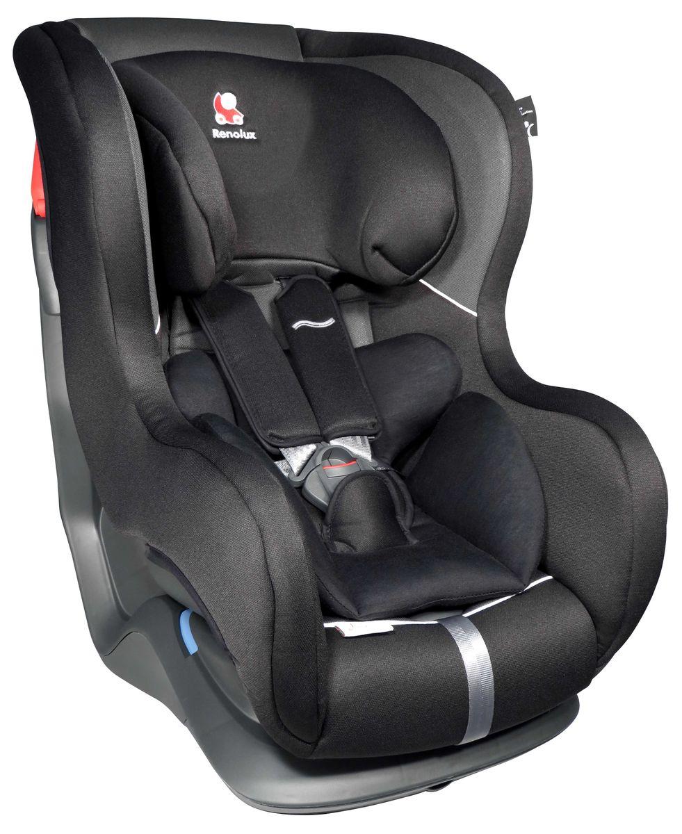 Renolux Автокресло Austin Total Black0001-SCS_темно синийАвтомобильное кресло Renolux Austin предусмотрено для безопасной перевозки в автомобиле детей весом от 0 до18 кг, изготовлено в соответствии со стандартами ECE R44/04. Продуманное широкое и удобное кресло. Автокресло Austin идеально адаптировано к анатомии ребенка. Наклон сиденьярегулируется в широких пределах от почти лежачего до сидячего положения. Эта модель автокресла была в списке на награду в 2014 и 2015 годах по версии английского журнала Mother&Baby (Мама и малыш). Выбирая эту модель кресла, вы можете быть уверены, что она спроектирована и произведена во Франции.Особенности: усиленная боковая защита; высота внутренних ремней легко регулируется вместе с подголовником; мягкий подголовник и вкладыш для новорожденного; система наклона кресла, регулируемая одной рукой; встроенный в базу усилитель наклона (для гр. 0). Сделано во Франции.