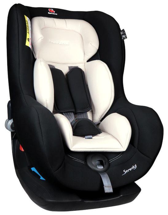 Renolux Автокресло Serenity Sand673071Детское автокресло Renolux модель Serenity возрастная группа 0/1 (от 0 до 18 кг). Детское автокресло Renolux Serenity предназначено для перевозки в автомобиле детей возрастной группы 0+/1 (с рождения до 18 кг, примерно до 4 лет), полностью соответствует европейскому стандарту безопасности ECE R044/04. Кресло повышенной комфортности, так как продуманный корпус в форме чаши и мягкий вкладыш-адаптер для новорожденных, обеспечивают дополнительное удобство. Стильный дизайн наверняка придется по вкусу современным родителям. Модель создана с применением инновационной технологии HD-CONFORT: пена высокой плотности на каркасе из высокопрочной стали. Кресло Renolux Serenity можно устанавливать по ходу (примерно от 1 года) и против хода движения автомобиля. Кресло фиксируется при помощи штатных ремней безопасности автомобиля, а сам ребенок пятиточечными внутренними ремнями безопасности автокресла. Выбирая эту модель кресла, вы можете быть уверены, что она спроектирована и произведена во...