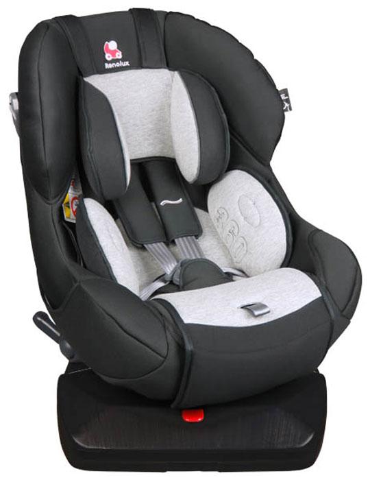 Renolux Автокресло 360 Griffin690557Детское автокресло Renolux предусмотрено для возрастной группы 0+/1 (от 0 до 18 кг). Автокресло предназначено для безопасной перевозки в автомобиле детей, одобрено в соответствии со стандартами ECE R44/04. Поворотный механизм на 360 градусов отражает самые последние инновации, делает удивительно легкой посадку ребенка в автокресло. Разверните кресло к двери, усадите ребенка, затем пристигните, отрегулируйте ремни и разверните кресло, оно автоматически зафиксируется в правильном положении. Благодаря усиленной боковой защите, поездка в автомобиле будет максимально безопасной. Выбирая эту модель кресла Renolux, вы можете быть уверены, что она спроектирована и произведена во Франции. Особенности: поворотный механизм на 360 градусов; широкое и удобное кресло; боковые фиксаторы для ремней в расстегнутом положении; натяжитель ремня безопасности; усиленная боковая защита с технологией HD (пенополиуретан высокой плотности); съемный вкладыш с подушкой для новорожденного;...
