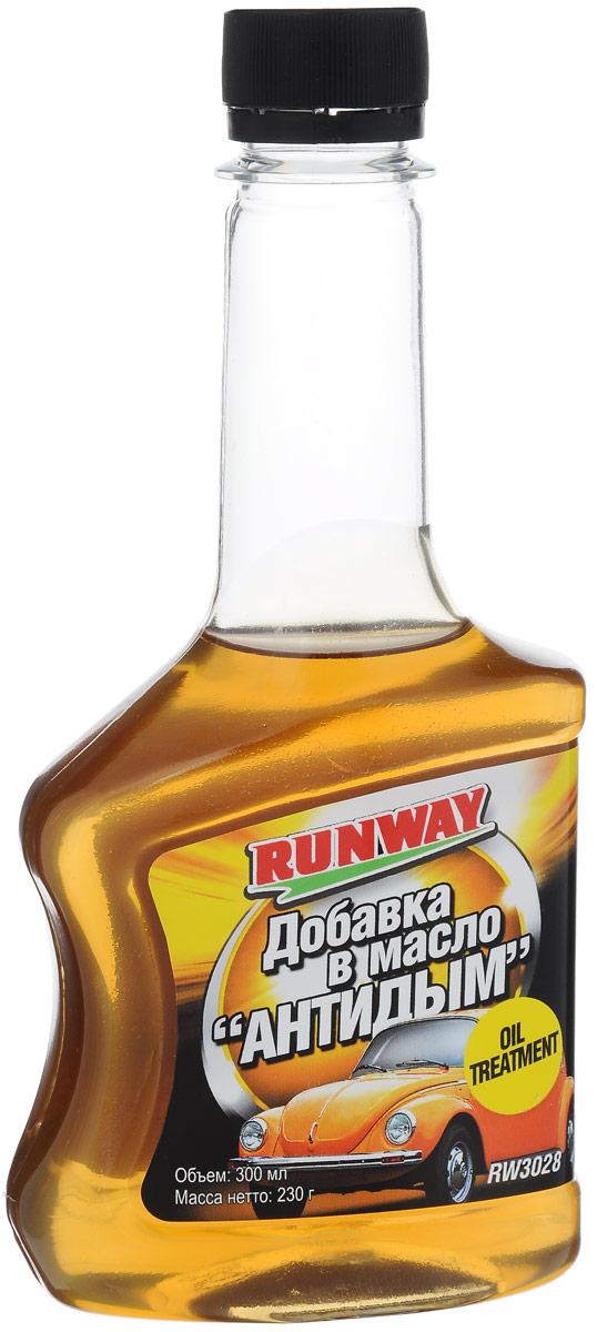 Добавка в масло Runway