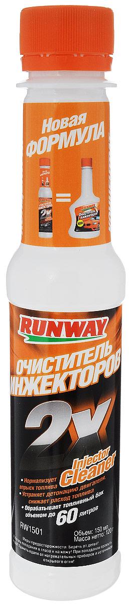 Очиститель инжекторов Runway
