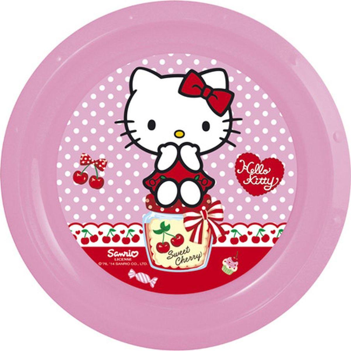 Hello Kitty Тарелка 21,5 см 54512