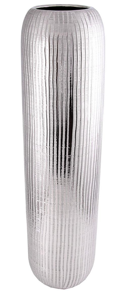 Ваза Русские Подарки, высота 69 см. 1463014630Ваза Русские Подарки, выполненная из керамики, украсит интерьер вашего дома или офиса. Оригинальный дизайн и красочное исполнение создадут праздничное настроение. Такая ваза подойдет и для цветов, и для декора интерьера. Кроме того - это отличный вариант подарка для ваших близких и друзей. Правила ухода: мыть теплой водой с применением нейтральных моющих средств. Размер вазы: 17 х 17 х 69 см.