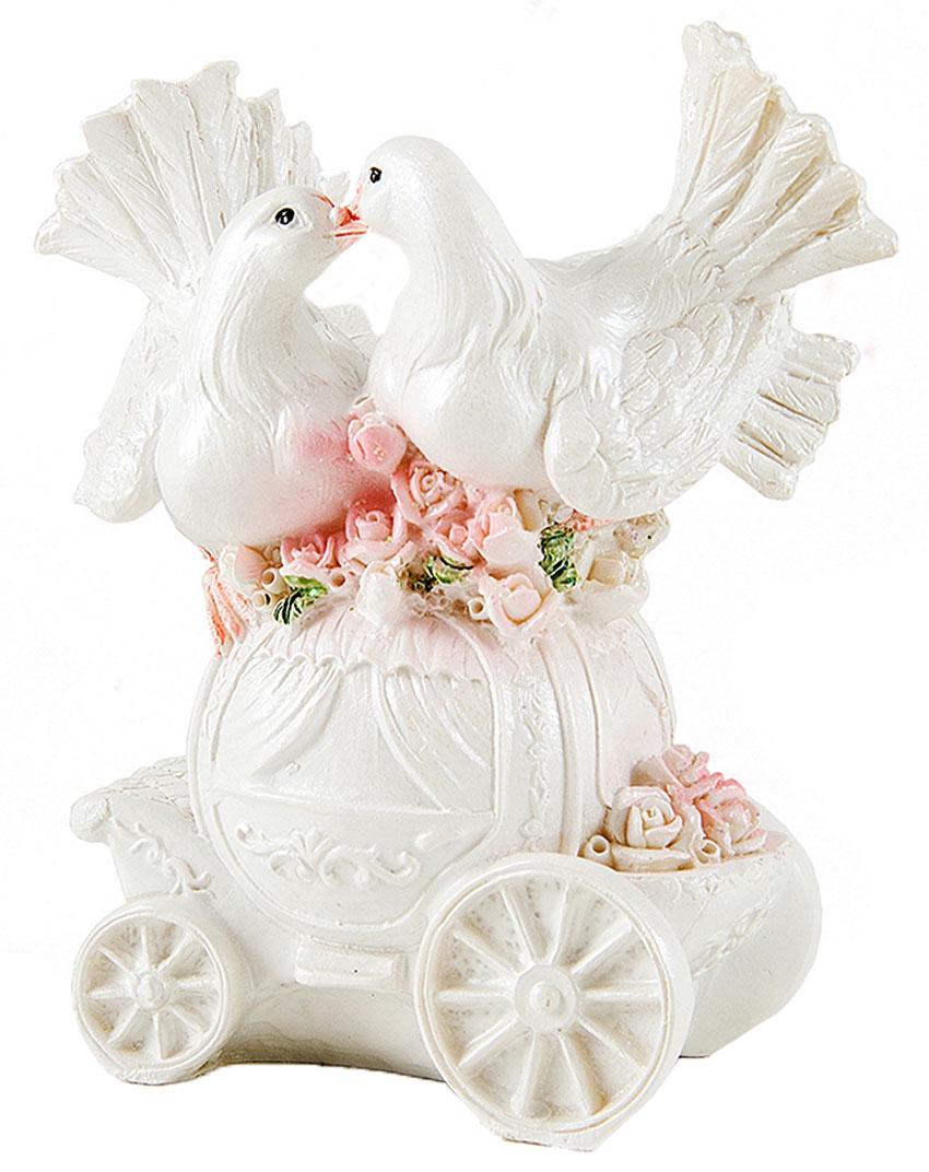 Фигурка декоративная Win Max Свадебные голуби, 10х5х12см. 127842127842