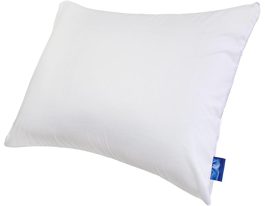 Подушка ортопедическая IQ Sleep Grand Comfort, с эффектом памяти, М38 x 60 x 12 см16774Подушка GRAND COMFORT в чехле из материала с эффектом памяти наполнена тысячами нежных, но упругих микро подушечек из охлаждающей пены Cool Feel. Подушка GRAND COMFORT предназначена для: - индивидуальной поддержки и полноценного отдыха головы и шеи, - профилактики общего стресса организма. Соответствует европейскому стандарту безопасности CertiPur. Подходит для: - для тех, кто предпочитает спать на спине, - для тех, предпочитает спать на боку, с размером плеча S. ** ПРЕИМУЩЕСТВА: - Принимает форму тела - Экологически чистая - Способствует крепкому сну - Не вызывает аллергию - Помогает улучшить состояние организма ** Как определить размер плеча по системе IQ Sleep. Попросите кого-либо сделать замер вашего плеча. Если вам мешает одежда (воротник, стойка водолазки), постарайтесь отодвинуть ее так, чтобы она не оказывала влияние на замер. Встаньте лицом к человеку, который делает замер...