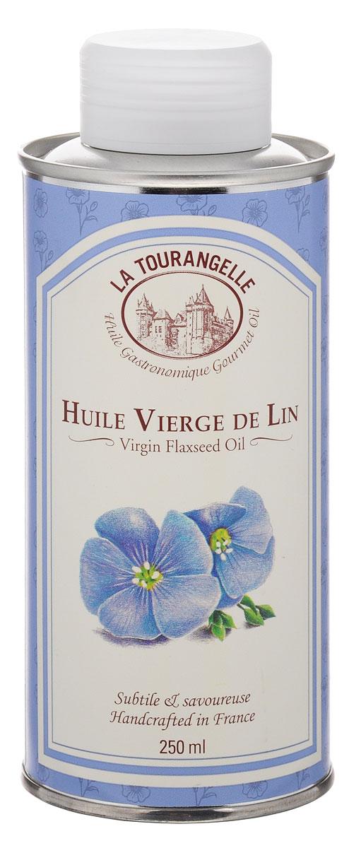 La Tourangelle Flaxseed Virgin Oil масло льняное нерафинированное, 250 мл 3245270001426