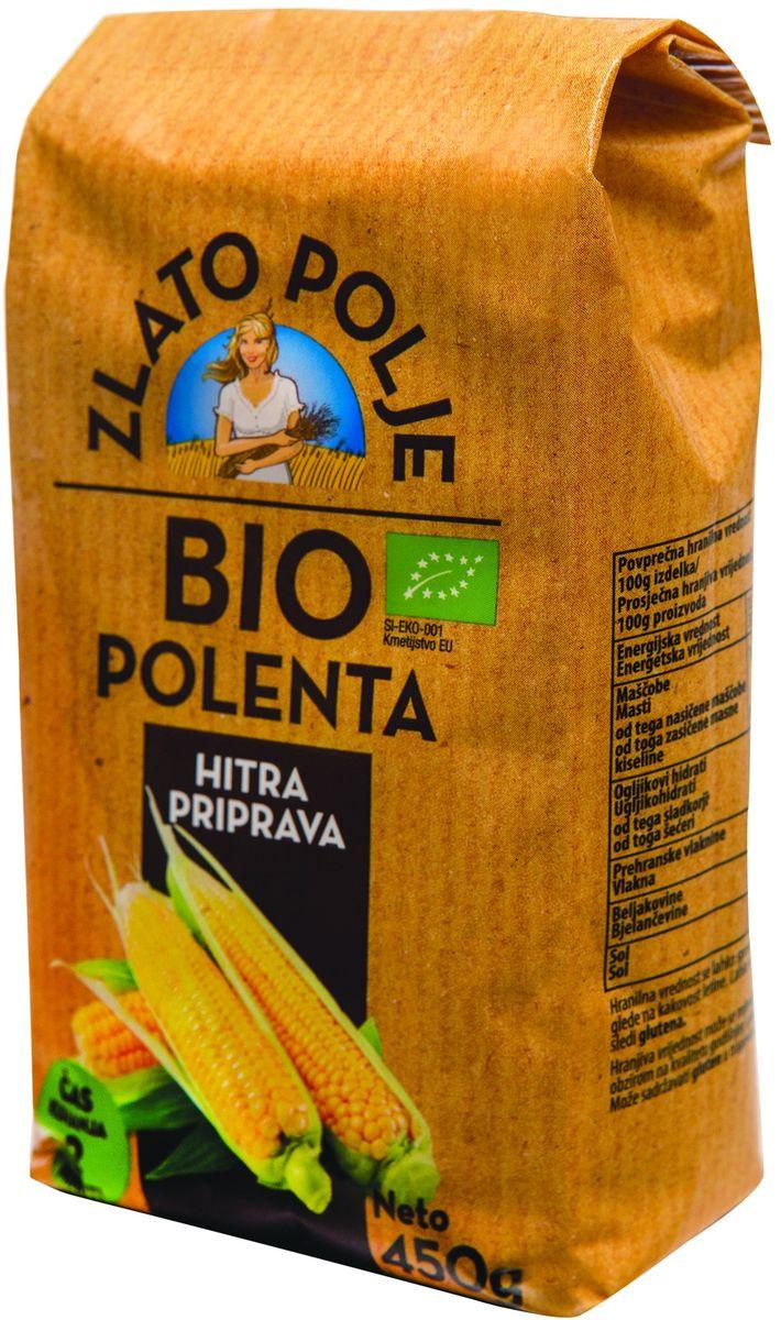 Zito Natura Bio Крупа кукурузная полента органическая, 450 г 3400104