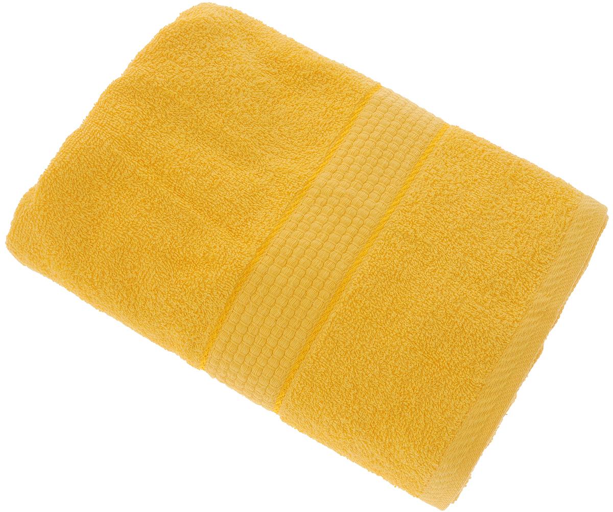 Полотенце Aisha Home Textile, цвет: желтый, 70 х 140 смУзТ-ПМ-114-08-21кМахровые полотенца AISHA Home Textile идеальное сочетание цены и качества. Полотенца упакованы в стильную подарочную коробку. В состав входит только натуральное волокно - хлопок. Лаконичные бордюры подойдут для любого интерьера ванной комнаты. Полотенца прекрасно впитывает влагу и быстро сохнут. При соблюдении рекомендаций по уходу не линяют и не теряют форму даже после многократных стирок. Состав: 100% хлопок.