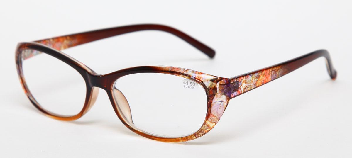 Proffi Home Очки корригирующие (для чтения) 729 Fabia Monti +1.50, цвет: желтыйGESS-701Надев эти очки, вы сможете четко видеть пространство впереди себя. Они удобны при чтении. Оправа очков легкая и не создает никакого дискомфорта.