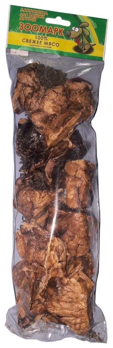 Лакомство ЗооМарк Ассорти: легкое, рубец большие говяжьи. 1616