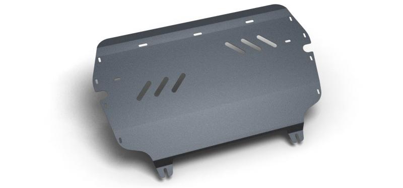 Комплект Защита картера и крепеж SKODA Yeti (2009-2013) 1,2/1,8 бензин 2,0 дизель МКПП/АКППNLZ.45.10.020 NEW