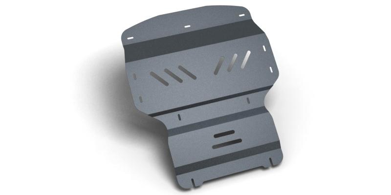 Комплект Защита картера и крепеж LEXUS IS 250 (2005-2012) (2мм) 2,5 АКППNLZ.29.05.020 NEW