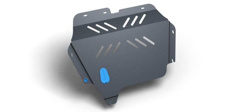 Комплект Защита картера и крепеж KIA Opirus (2008-) (2мм) 3,8 АКППNLZ.25.15.020 NEW