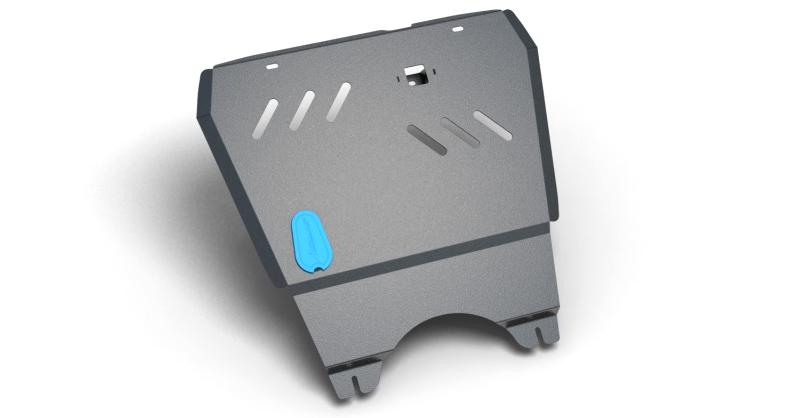 Комплект Защита картера и крепеж JEEP Liberty (2009-2010) (3мм) 2,4 бензин АКППNLZ.24.02.020 NEW