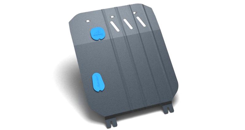 Комплект Защита картера и крепеж JEEP Compass, Liberty (2011-) 2,4 бензин АКППNLZ.24.03.020 NEW