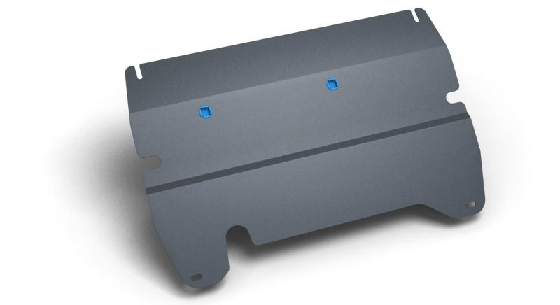 Комплект Защита картера и крепеж HYUNDAI ix55 (2008-) (3мм) 3,8 бензин АКППNLZ.20.31.020 NEW