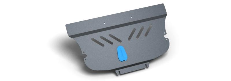 Комплект Защита картера и крепеж HYUNDAI Genesis (2009-2014) (2мм) 3,8 бензин АКПП